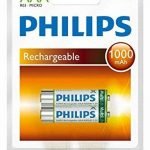 Philips LFH9154 2 Piles rechargeables pour Enregistreur numérique DVT 662/862 / 882 Type AAA de la marque Takara image 1 produit