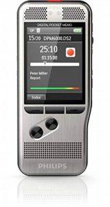 Philips PocketMemo DPM6000 équipé d'une carte SD de 8 Go de la marque Philips image 0 produit