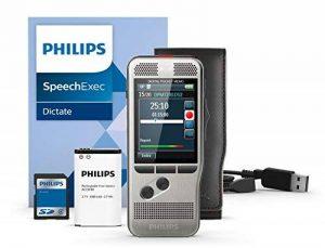 Philips PocketMemo DPM7200 Enregistreur vocal équipé d'une carte SD de 8 Go de la marque Philips image 0 produit