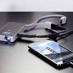 Philips - PPX4350W Projecteur de Poche sans Fil - Noir/Argent de la marque Philips - Accessories image 4 produit