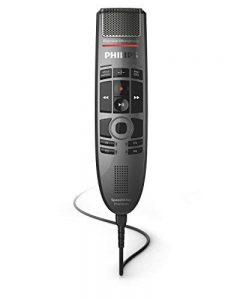 Philips smp3700SpeechMike (Premium Touch, dictaphone USB de microphone, convient pour des enregistrements kristallklare et meilleurs résultats de reconnaissance vocale) Anthracite de la marque Philips image 0 produit