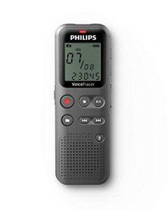 Philips Voice Tracer DVT1110 avec 4 Go Gris de la marque Philips image 0 produit