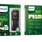 Philips Voice Tracer DVT2710 avec 8 Go DVT2510 + logiciel DNS version 13 pour PC Anthracite/Chrome de la marque Philips image 4 produit