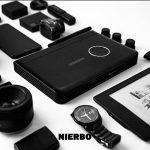 Pico Projecteur, NIERBO Mini Videoprojecteur 4K Projector LED DLP Portable Projector HD Batterie Intégrée Rechargeable Windows 10 Projector de la marque NIERBO image 1 produit