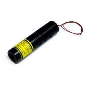 Picotronic Laser par point, vert, 532nm, 1mW, 3V DC, Ø20x80mm, Classe laser 2, Longueur de câble 100mm - 70100853 de la marque Picotronic image 0 produit