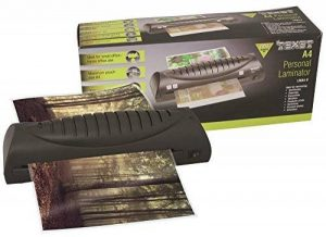 Plastifieuse A4, A5, A6, A7 jusqu'à 2 x 80 mic Texet de la marque Texet image 0 produit
