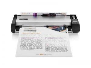 Plustek MobileOffice D430 Alimentation papier de scanner 600 x 600DPI A4 Noir, Argent - Scanners (216 x 1270 mm, 600 x 600 DPI, 48 bit, 24 bit, 8 bit, 1 bit) de la marque Plustek image 0 produit