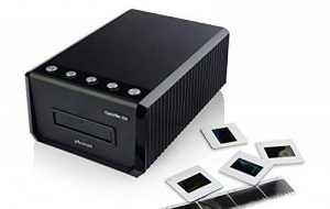Plustek OpticFilm 135 Film/Slide Scanner 3600 x 3600DPI Noir - Scanners (35 x 226 mm, 3600 x 3600 DPI, 48 bit, 48 bit, 16 bit, 1 bit) de la marque Plustek image 0 produit