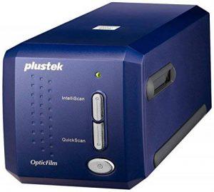 Plustek Scanners de diapositives OpticFilm 8100, bleu de la marque Plustek image 0 produit