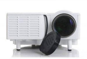Portable Mini Vidéoprojecteurs LED LCD avec VGA Entrée USB Support SD et haut-parleur intégré / Nouveau version avec HDMI output ///Attention : Ce mini portable Vidéoprojecteur s'adapter dans la Nuit, Pas pour usage Professionnelle (dans la journée) +Avec image 0 produit