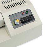 PrimeMatik - Laminateur Thermique A2 Plastifieuse de Document Chaud et Froid 800W de la marque PrimeMatik.com image 2 produit