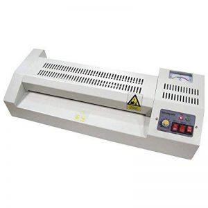 PrimeMatik - Laminateur thermique A3 Plastifieuse de document chaud et froid 500W de la marque PrimeMatik.com image 0 produit