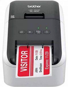 Professional Label Printer de la marque Brother image 0 produit