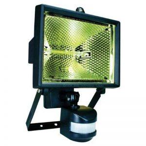 Projecteur de sécurité noir Eco - ELRO - En Soldes de la marque Inconnu image 0 produit