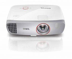 Projecteur Familial Spécial Jeu Vidéo 1080p de BenQ (W1210ST), Full HD, 2 Haut-parleurs 10W, Faible Décalage en Entrée pour plus de Fluidité dans les Jeux, DLP, 1920x1080, 2 200 Lumens, Rapport de Contraste Élevé 15000:1, Courte Portée Améliorée, 3D, HDMI image 0 produit