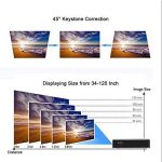 projecteur portable TOP 8 image 1 produit