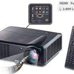 Projecteur vidéo HD LCD/LED 2800 lm LB-9300 V2 de la marque SceneLights image 1 produit