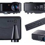 Projecteur vidéo HD LCD/LED 2800 lm LB-9300 V2 de la marque SceneLights image 3 produit