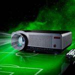 Projecteur vidéo HD WXGA à LED ''LB-9300.hd'' de la marque SceneLights image 2 produit
