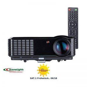 Projecteur vidéo HD LCD/LED 2800 lm LB-9300 V2 de la marque SceneLights image 0 produit