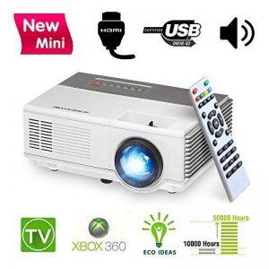 projecteur vidéo sans fil TOP 8 image 0 produit