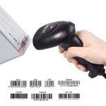 Proster Lecteur de Code-Barres Scanner Code à Barres avec Fil USB Automatique à Longue Gamme et Haute Vitesse Optique Barcode Reader Filaire à Laser pour Win7 Win8.1 Mac OS X 10.8.4 Linux de la marque Proster image 4 produit