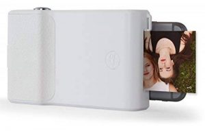 Prynt - Imprimez des photos instantanément depuis la coque de votre Smartphone - Pour iPhone 6/6S Blanc de la marque Prynt image 0 produit
