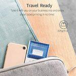 PUQU-LABEL Puqu imprimante d'étiquettes sans Fil, Bluetooth Portable Thermique Étiqueteuse Q00avec Batterie Rechargeable, Format de Poche et Impression HD pour Android et iOS Système de la marque PUQU-LABEL image 1 produit