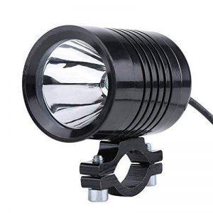 Qiilu 30W U3 LED Phares Feux Anti-brouillard Spot Projecteur Feu Ampoule Lampe 1200LM 12-60V (Noir) de la marque Qiilu image 0 produit