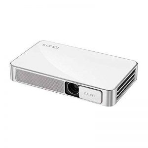 Qumi Q3Plus Vidéoprojecteur Wi-FI LED DLP WXGA, 1280x 720, Puissance de 500ANSI Lumens et Rapport de Contraste 50000: 1, Blanc de la marque Vivitek image 0 produit