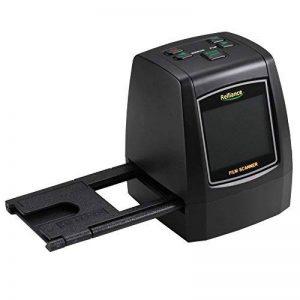 """QUMOX Scanner négatif de glissière de photo de scanner de film de 14MP 22MP 2.4 """"LCD de la marque QUMOX image 0 produit"""