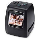 """QUMOX Scanner négatif de glissière de photo de scanner de film de 14MP 22MP 2.4 """"LCD de la marque QUMOX image 3 produit"""