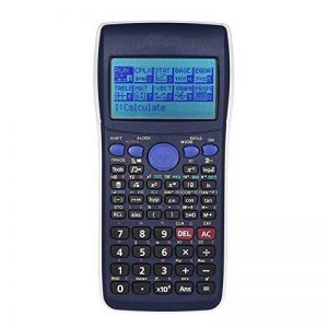 Qztg Calculatrices Calculatrice Graphique Calculatrice Scientifique Bureau Compteur Électronique Support Image Matrice Calcul De Séquence D'Équations Vectorielles de la marque QZTG Calculatrices image 0 produit