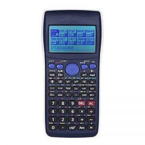 Qztg Calculatrices Calculatrice Graphique Calculatrice Scientifique Bureau Compteur Électronique Support Image Matrice Calcul De Séquence D'Équations Vectorielles de la marque QZTG Calculatrices image 0 produit