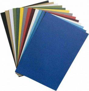 Rainex 565 RG 100 Couvertures A4 250 g Rouge de la marque Rainex image 0 produit