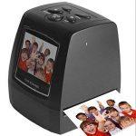 """Rapide Rapide Photo Printe Résolution Photo Scanner 35mm / 135mm Glisser Film Scanner Numérique USB Film Convertisseur 2.36""""LCD écran de la marque Moliies image 1 produit"""