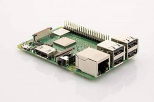 Raspberry Pi 3Modèle B+, Carte-mère de la marque Raspberry-Pi image 0 produit