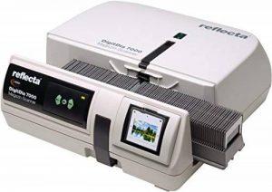 REFLECTA DIGIT DIA 7000 A LOUER POUR UNE SEMAINE, Scanner diapositives automatique à louer, Scanner diapos, livraison et retour gratuits de la marque Scanexperte image 0 produit