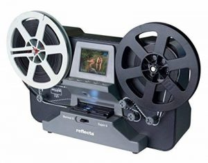 Reflecta Film Scanner Super 8 - Normal 8 de la marque Reflecta image 0 produit