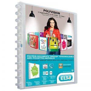 reliure transparente plastique TOP 4 image 0 produit