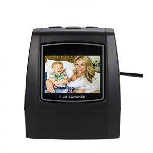 Relliance Scanner de film et de glissière de,Film Slide Scanner Haute Résolution scanner diapos et négatif pour 135/35/126/110/8mm de la marque BigTron image 0 produit