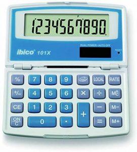 Rexel Ibico 101X Calculatrice de poche de la marque Rexel image 0 produit