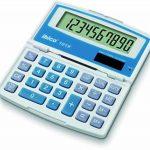 Rexel Ibico 101X Calculatrice de poche de la marque Rexel image 2 produit