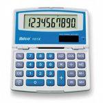 Rexel Ibico 101X Calculatrice de poche de la marque Rexel image 4 produit