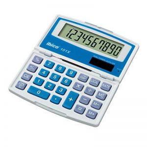 Rexel - Ibico 101X Calculatrice de Poche, Sous Blister de la marque Rexel image 0 produit