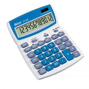 Rexel - Ibico 212X Calculatrice de Bureau - Standard de la marque Rexel image 0 produit