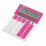 Rexel Joy Calculatrice de bureau Rose Bonbon de la marque Rexel image 1 produit