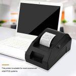 Richer-R Imprimante thermique, Bill imprimante thermique caisse enregistreuse ordre USB Bluetooth Support Android et IOS pour les restaurants, supermarchés, centres commerciaux (Noir) de la marque Richer-R image 4 produit