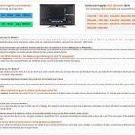 RICOO Meuble sur pied TV Roulettes Design FS0502 Support en verre colonne LED LCD Plasma QE OLED 3D 4K Smart socle de tele écran original meubles téléviseurs rack VESA 600x400 universel de la marque RICOO image 4 produit