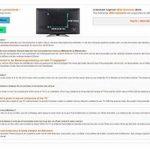 RICOO Support ecran PC ordinateur S3311 Meuble TV Suspendu Mural bras télé articulé Orientable Inclinable 3D OLED LED LCD Plasma incurvé fixation murale max VESA 100x100 universel pour televiseur de la marque RICOO image 2 produit